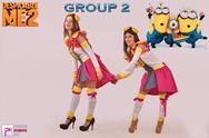 Group 2: Despicable Me 2