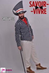 Group 51: Savoir-Vivre
