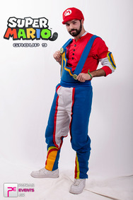 Group 9: Super Mario
