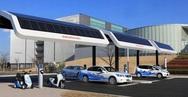 Το μελλοντικό βενζινάδικο των ηλεκτροκίνητων αυτοκινήτων! (pics)