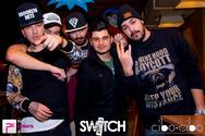 Switch on & Snik @ Cibo Cibo 23-02-14 Part 2/2