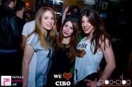 We Love Cibo Carnival edition 80's Περούκα με Γυαλιά @ Cibo - Cibo 26-02-14 Part 1/2