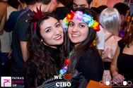 We Love Cibo Carnival edition 80's Περούκα με Γυαλιά @ Cibo - Cibo 26-02-14 Part 2/2