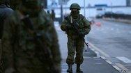 Ένοπλοι εισέβαλαν στο κοινοβούλιο της Κριμαίας (video)