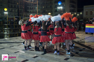Πάτρα: Oλοκληρώθηκε η νυχτερινή ποδαράτη - 30.000 καρναβαλιστές ξεχύθηκαν στους δρόμους! (pics)