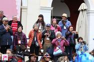 Από την μακρινή Ιαπωνία για το Πατρινό Καρναβάλι! (Δείτε φωτογραφίες)