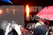 """Με μια φαντασμαγορική """"Τελετή λήξης"""" έπεσε η αυλαία του Πατρινού Καρναβαλιού 2014!"""