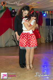 """""""Τhe Dance club Patras"""" @ Συμπόσιο 28-02-14 Part 3/3"""