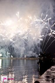 """Πάτρα: Με το τέλος του καρναβαλιού, """"κάψαμε"""" και την Μέρκελ! (pics+vids)"""