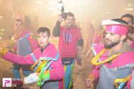 Πατρινό Καρναβάλι 2014 - Νυχτέρινη Ποδαράτη Σάββατο 01-03-14