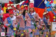Πατρινό Καρναβάλι 2014 - Πληρώματα Κυριακή 02-03-14 Part 1/10
