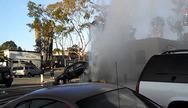 Απίστευτο: Κρουνός έχει σηκώσει στον αέρα αυτοκίνητο! (video)