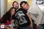 Γιάννης Αγγελάκας Live @ Θέατρο Λιθογραφείον 28-03-14