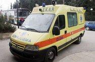 Πατρών - Πύργου: Τροχαίο με ελαφρά τραυματίες