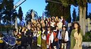 «Ω Κολυμβήθρα Ιερά του Γένους, Μεσολόγγι…»: Ενθουσίασε η μαθητική χορωδία και η φιλαρμονική του Δήμου (video)