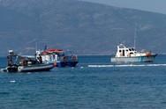 Κως: Άγρια μάχη στη θάλασσα με άντρες του λιμενικού! (pic+video)