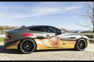 Προς πώληση Aston Martin υπογεγραμμένη από αστέρες του NBA (video)