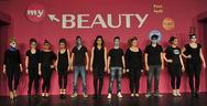 Εντυπωσίασε το show ομορφιάς του Ι.ΙΕΚ ΒΕΡΓΗ  στη Διεθνή Έκθεση Beauty Greece 2014 (pics)