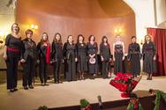 Πάτρα: Συναυλία από το «Φωνητικό Σύνολο της Φιλαρμονικής Εταιρίας Ωδείο Πατρών»