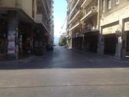 Πάτρα: Δεν κυκλοφορεί ούτε ''μύγα'' στους δρόμους! Δείτε φωτογραφίες από το κέντρο της πόλης!