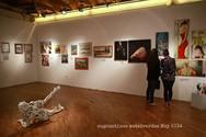 Πάτρα: «Zoom» στην 6η Παμπατραϊκή Έκθεση Τέχνης  στην αίθουσα των Παλαιών Δημοτικών Λουτρών