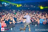 DMX Live In Athens @ Βοτανικός Live Stage 14-06-14 Part 1/3