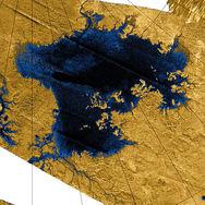 Το «μαγικό νησί» που εμφανίστηκε και... εξαφανίστηκε σε λίμνη του Τιτάνα