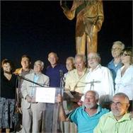 Αχαΐα: Το ΠΑΚ έφερε τον Γιώργο Παπανδρέου στο Καλέντζι, δείτε φωτό