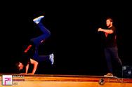 Άλλη μια πρωτότυπη χορογραφία από τους χορευτές της Πάτρας!