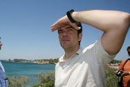 Στη Νάξο για διακοπές ο Αλέξης Τσίπρας (pics)