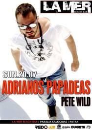 Adrianos Papadeas @ La Mer