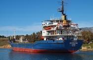 Νέα συνεργασία για το λιμάνι του Αιγίου με φορτηγά-πλοία που μεταφέρουν χαλίκι