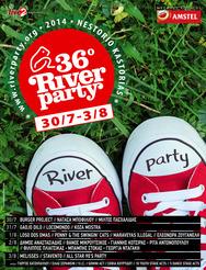 Τα 10 συγκροτήματα που διακρίθηκαν από το διαγωνισμό του Youth Stage στo River Party (pics+vids)