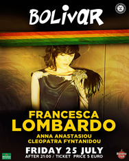 Beach House Party: Francesca Lombardo @ Bolivar Beach Bar