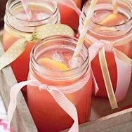 Εύκολη συνταγή για σπιτική... ροζ λεμονάδα!