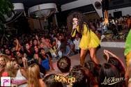 Ελένη Φουρέιρα @ Mango Club by ΘΕΑ - Κουρούτα 08-08-14 Part 2