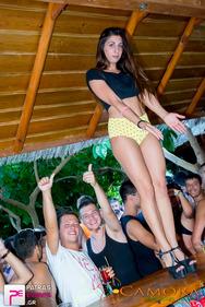 Giannis Kokkalis @ Camora Beach Bar 16-08-14 Part 4/4