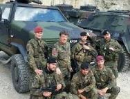Φωτογραφίες με τον Ρεχάγκελ στο στρατό (pics)