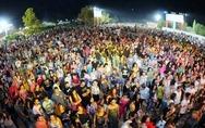 Πάτρα: Όλα έτοιμα για το 40ο Φεστιβάλ Οδηγητή της ΚΝΕ - Στις 12 και 13 Σεπτέμβρη (pics+vids)