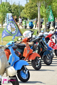 28η Καλοκαιρινή Πανελλήνια Συνάντηση Vespa @ Πλαζ ΕΟΤ 30-08-14
