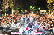 Το 8th Lake Party 'LetsGetLoco' ολοκληρώθηκε και ξετρέλανε τους πάντες! (pics+video)
