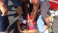 Αργεντινή: Αστυνομικός πέφτει πάνω σε αμάξι, σπάει το παρμπρίζ και ο οδηγός συλλαμβάνεται (video)