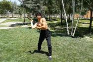 Ο Bruce Lee του Αφγανιστάν... αυτοσυστήνεται (pics)