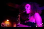 Δήμος Μπέκε & Miss Saxo Vaya στο Μe Gusta 13-08-15