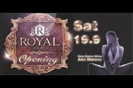 Opening | Royal Club | 19/09/15