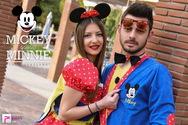 Group 9: Ο Mickey φοράει Minnie