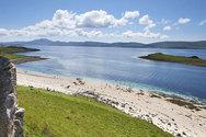 Οι λευκές παραλίες της Σκωτίας (pics)