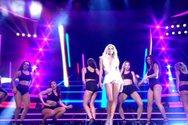 X - Factor: Ο καυτός χορός της Ευαγγελίας Αραβανή (video)