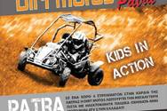 Dirt motos Patra & kids in action