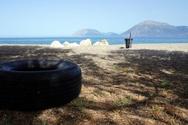 Πάτρα: Η θάλασσα στις Δάφνες έγινε καφέ και μύριζε άσχημα